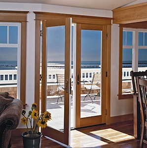 French patio doors for In swing french patio doors