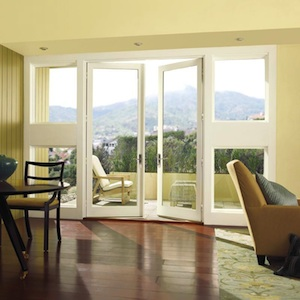 Out-Swing French Doors